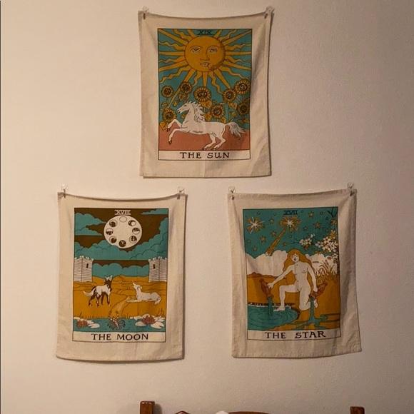Tarot Card Tapestries